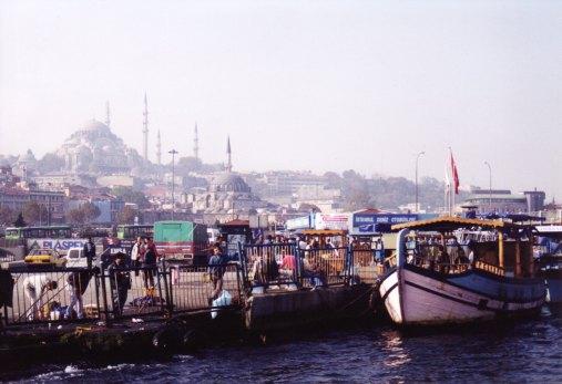 Ist 2000 Eminonu boats