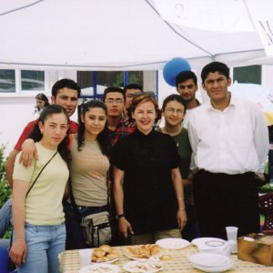 Come meet my students from Central Turkey!