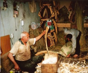Come and see the saddle makers in Kahramanmaras!