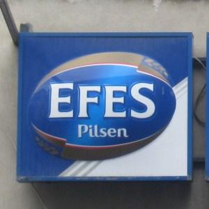 Efes close up