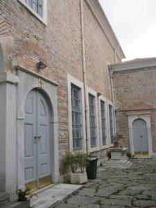 Grounds of Surp Haç Armenian Church