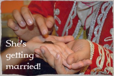 Enjoy the excitement of a traditional Turkish henna night!
