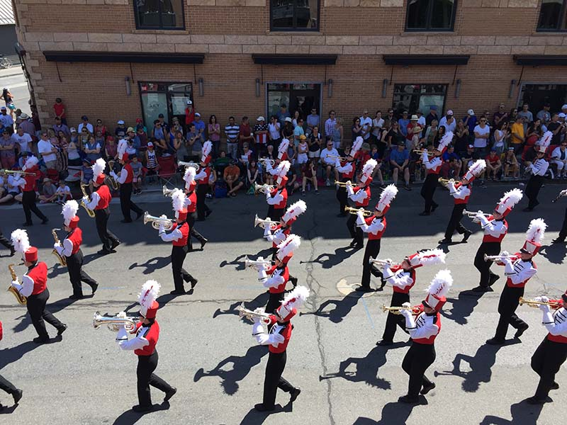 Park City Fourth of July Parade