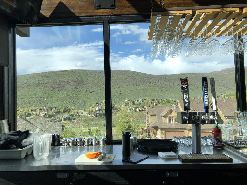 Pier Bar in Park City, Utah