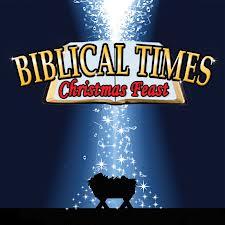 Biblical Times Christmas Feast
