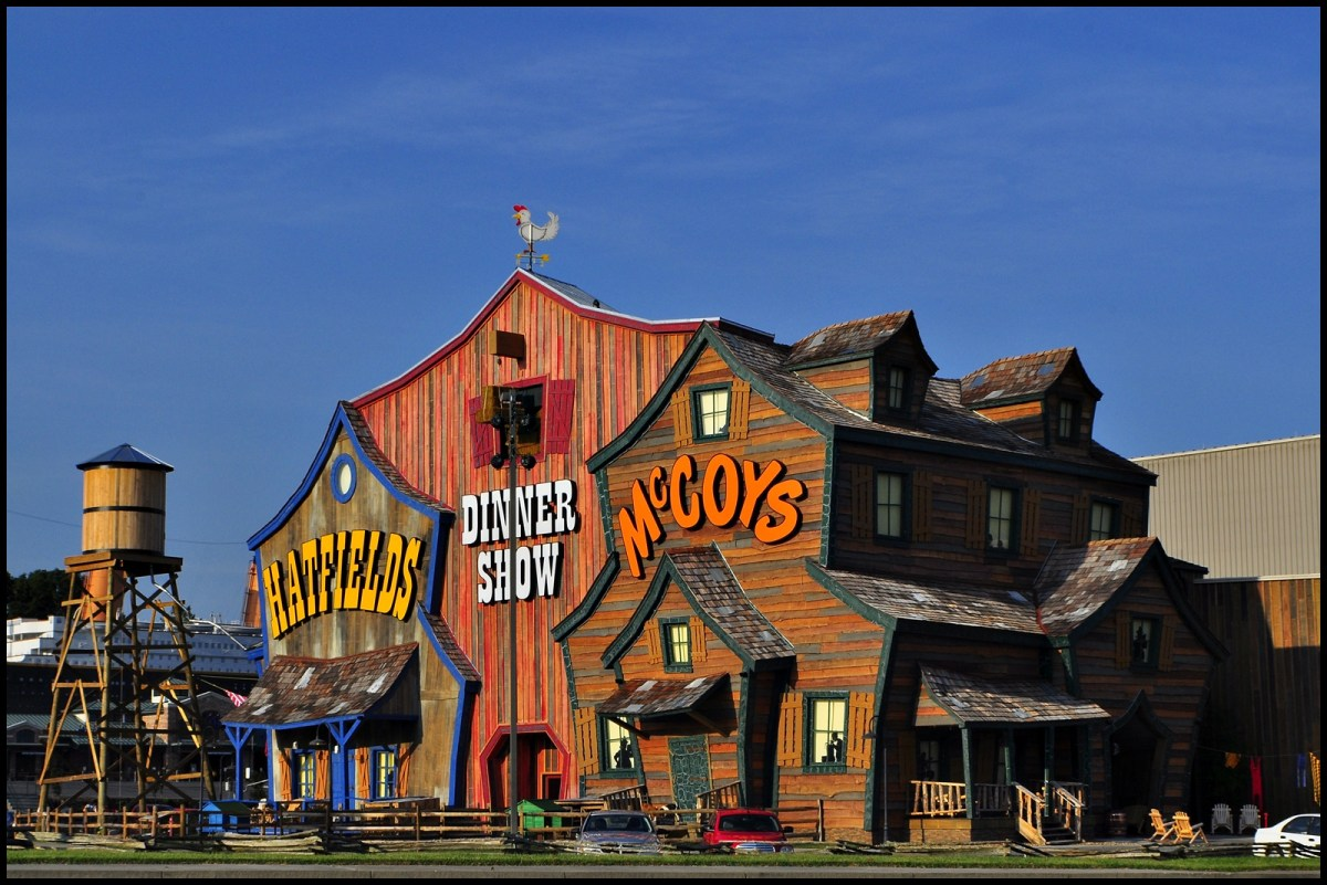 Coupons! Discount Tickets and Coupons to the Hatfield & McCoy Dinner Feud!