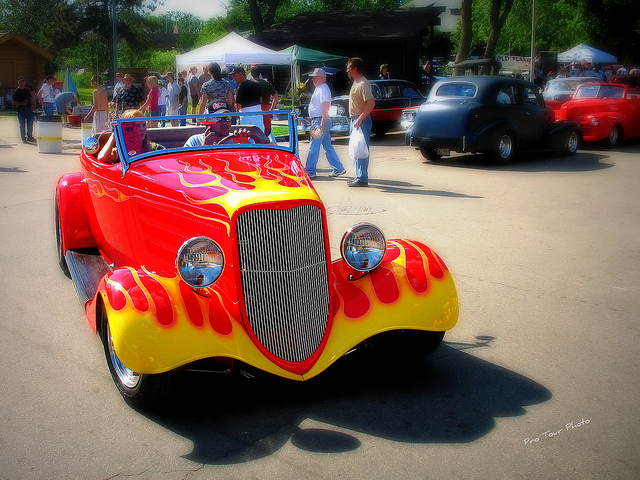 2013 Spring Grand Rod Run in Pigeon Forge