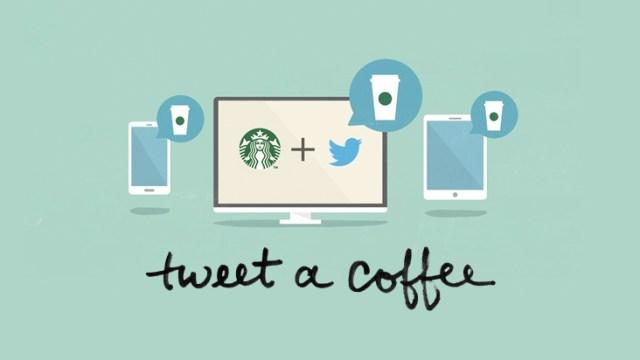 food and drink, food retail innovation, starbucks, social media, retail social media, added value,