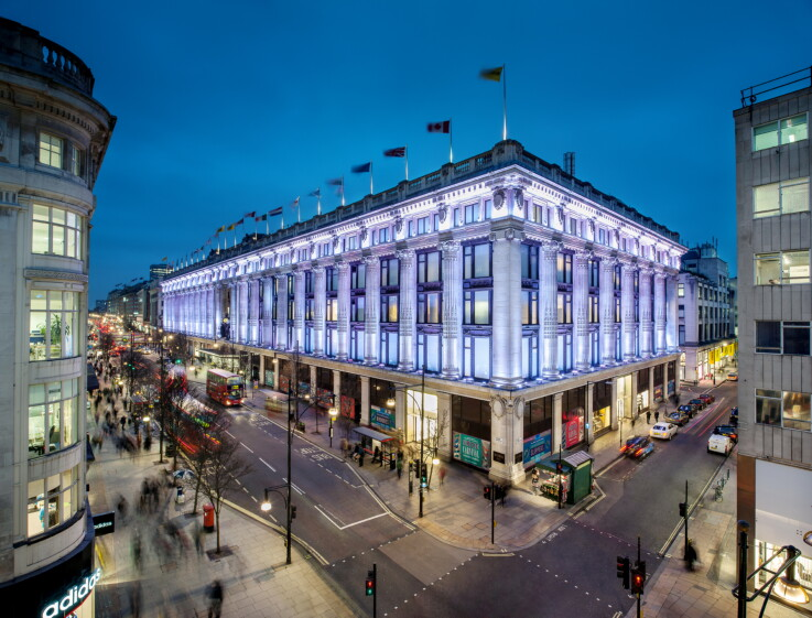 c27324d529a77 How London s department stores are innovating - Insider Trends