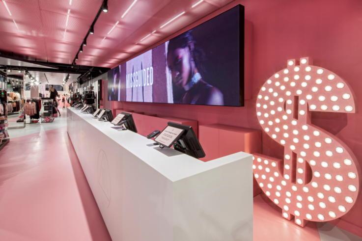 Retail Stores-Store Design