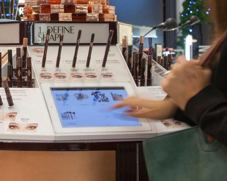 Charlotte Tilbury-Retail Design