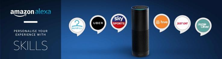 Amazon Skills retail innovation