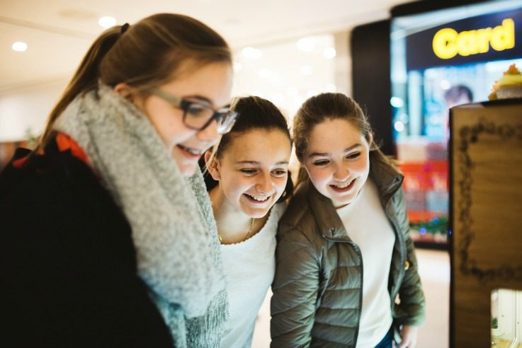 customer interaction retail experience