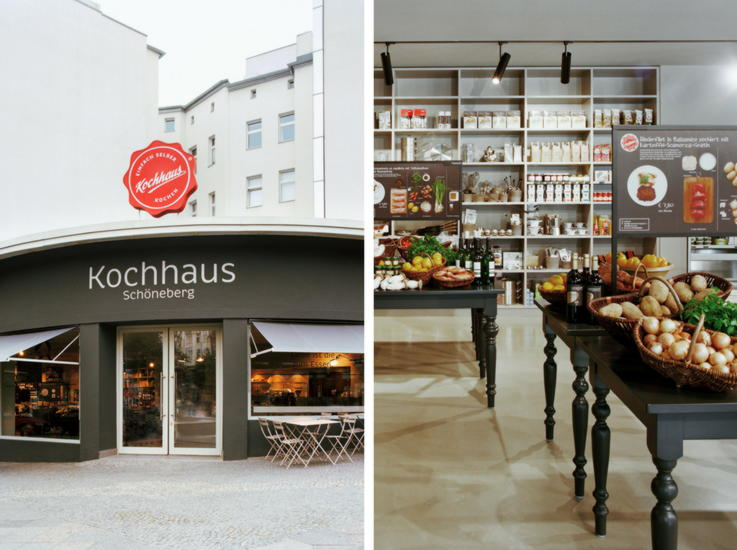 Kochhaus - New Retail