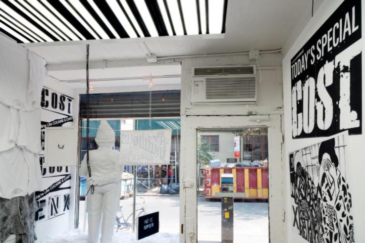 TIR - Shop Interior Design