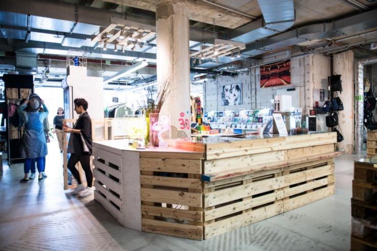 LNFA - Concept Store Berlin