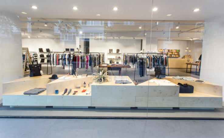 290 Square Meters - Fashion Concept Stores