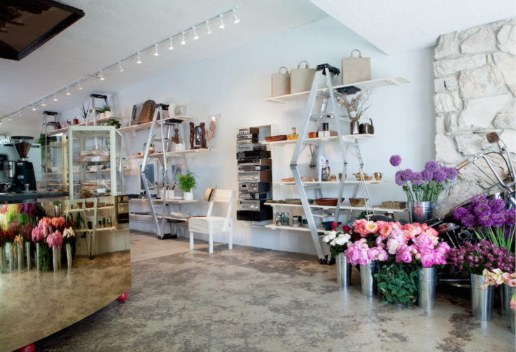 FlowerBoy Project - Curated Retail
