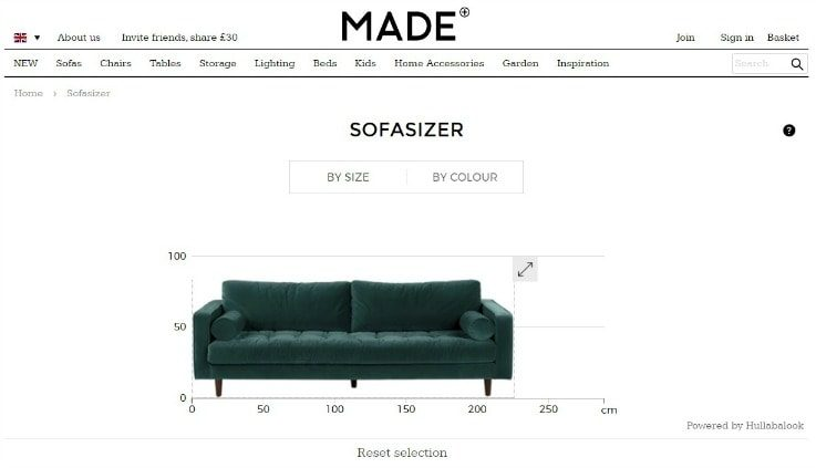 customised ecommerce customer experience