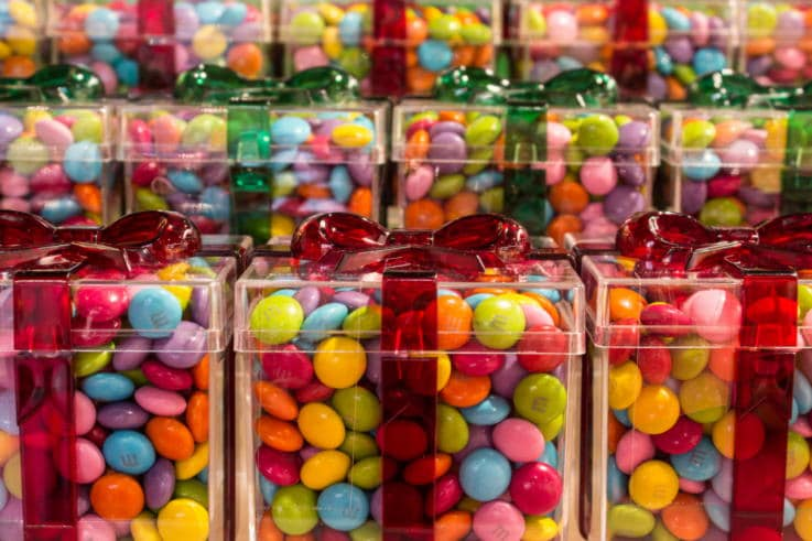 M&M's - Customer Experience