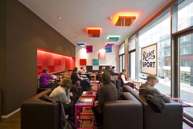 Ritter Sport Cafe Berlin