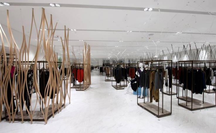 Physical Retail - Store Design