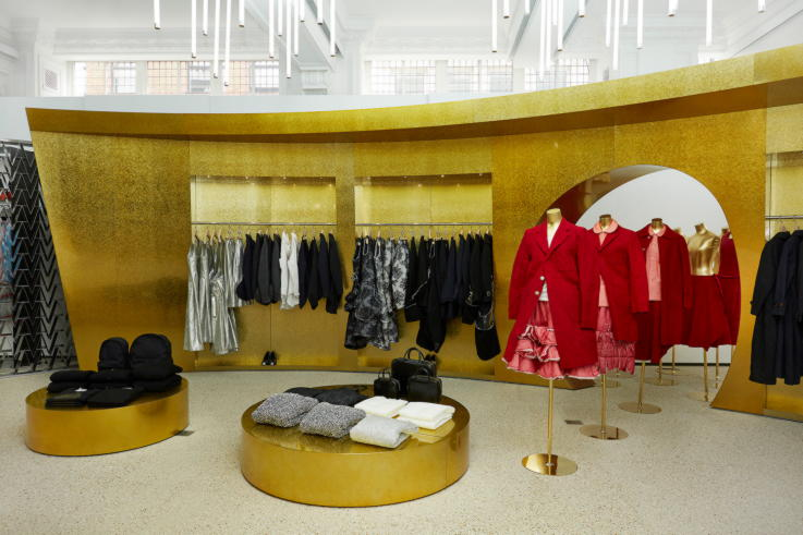 Physical Retail - Visual Merchandising
