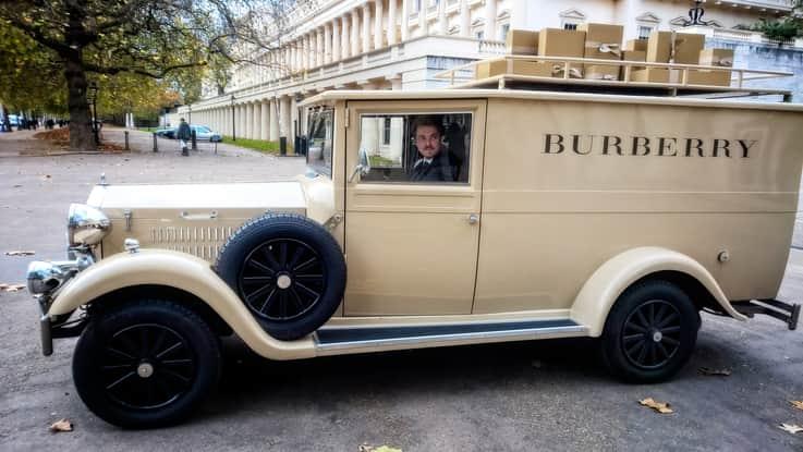 Burberry - Digital Retail Strategy