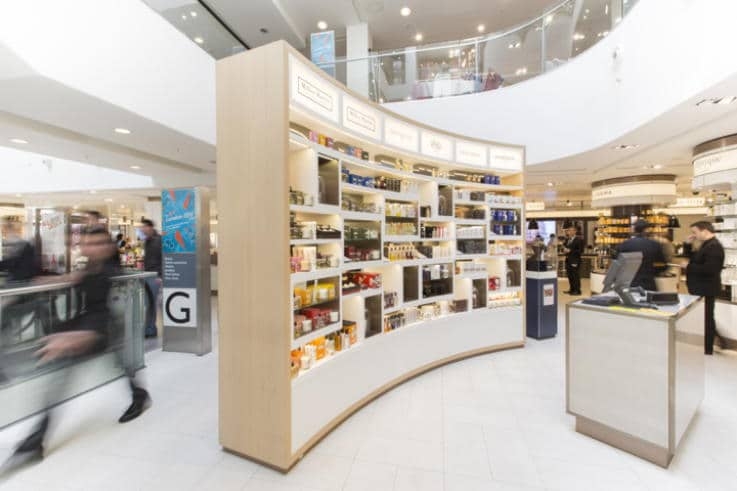 Store Design - Brick and Mortar Retail