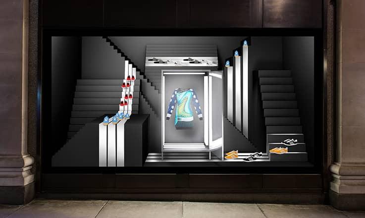 Visual Merchandising - Retail Design