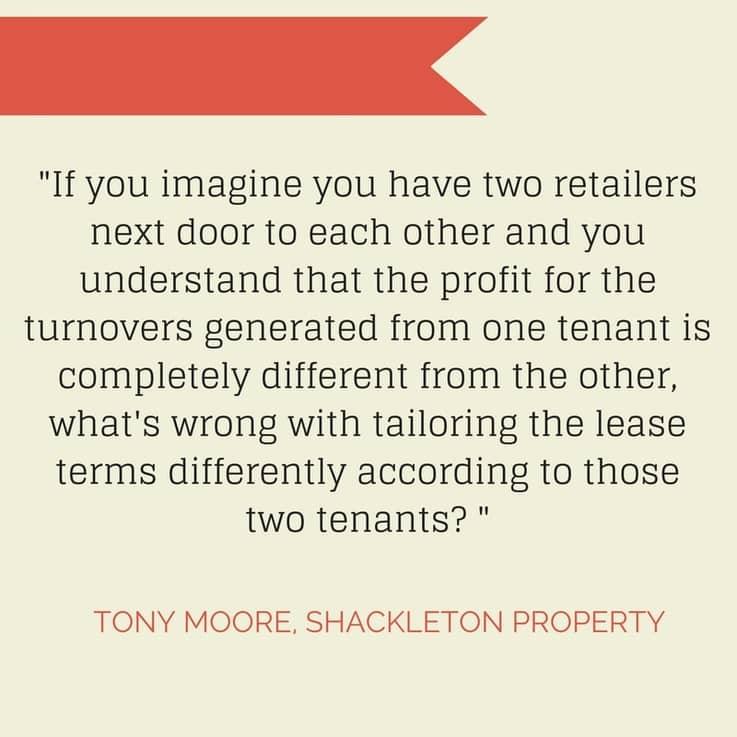 Tony Moore quote - Shackleton