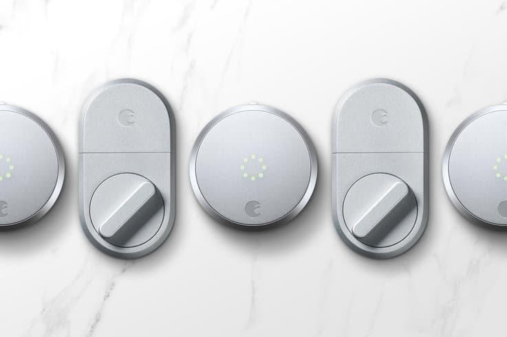 August smart lock retail innovation