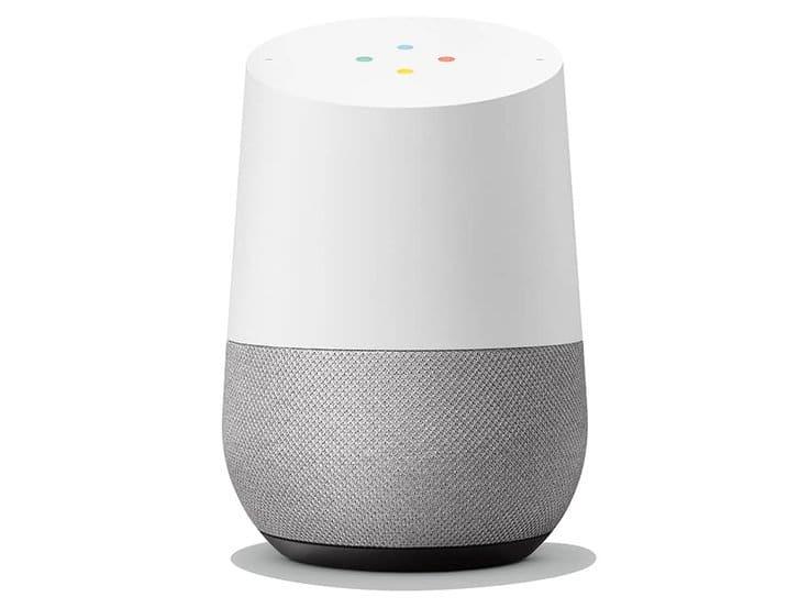 Google Home voice retail