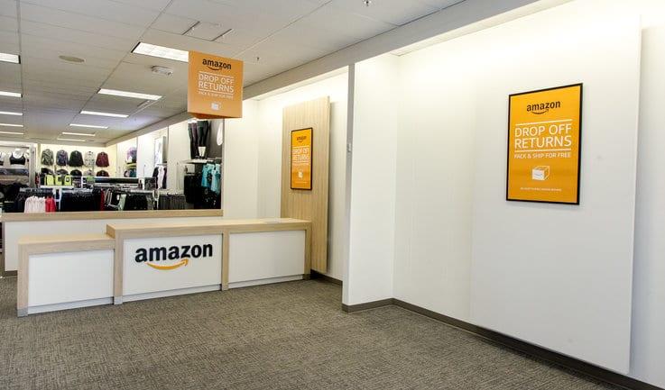 Amazon Returns at Kohl's