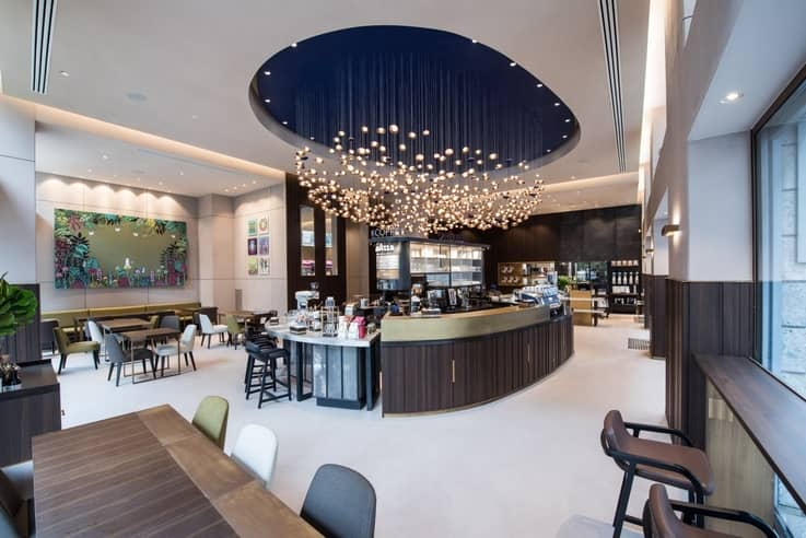 Lavazza - Physical Store