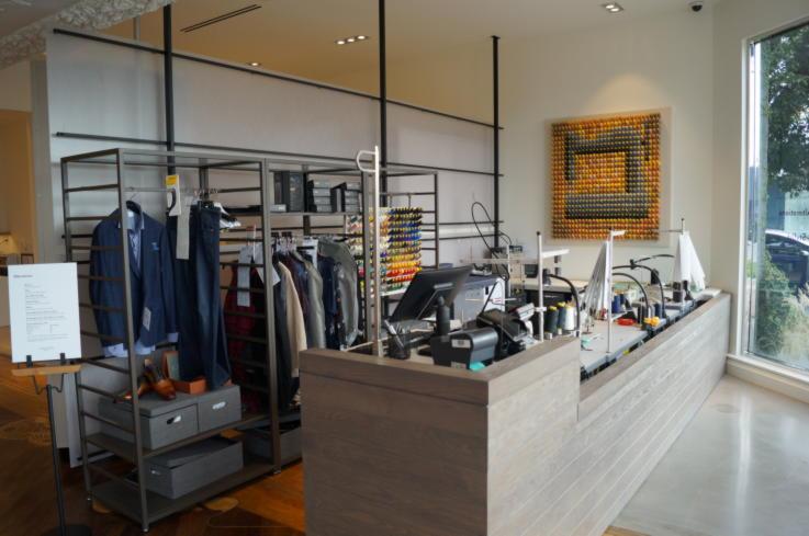 Nordstrom Local - IoT Retail