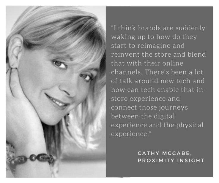 Proximity Insight - Cathy quote