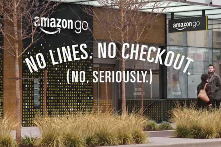 Amazon Go - IoT