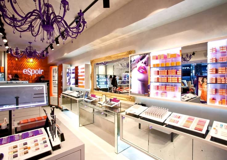 Espoir - Retail Design