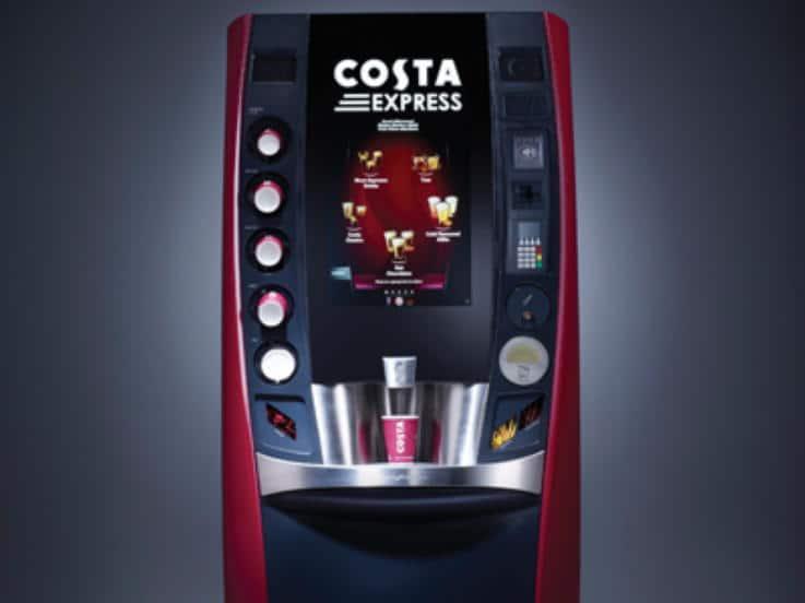 Costa Coffee - Retail Futures