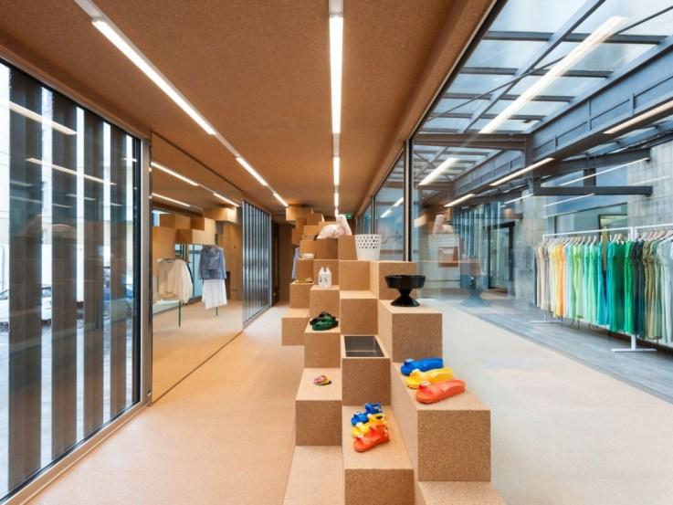 Birkenstock mobile retail concept