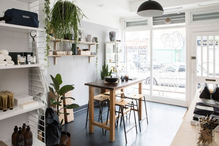 Retail Store Design - Best London Concept Store