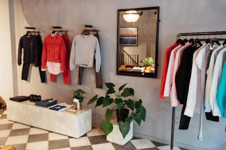 Physical Stores - Concept Stores