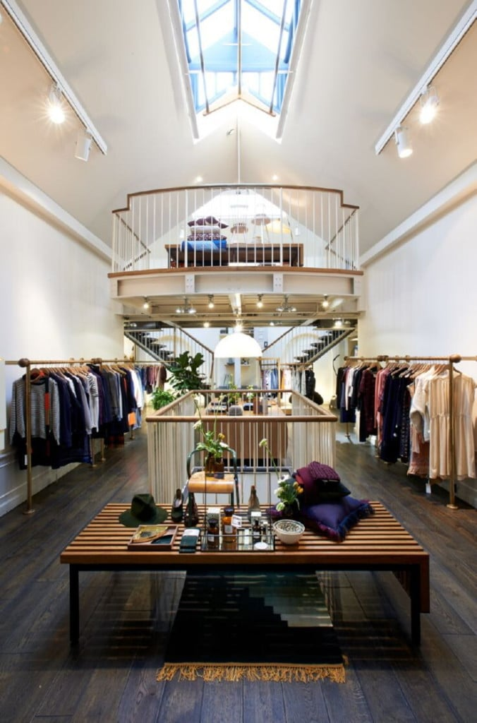 Concept Stores - Physical Stores