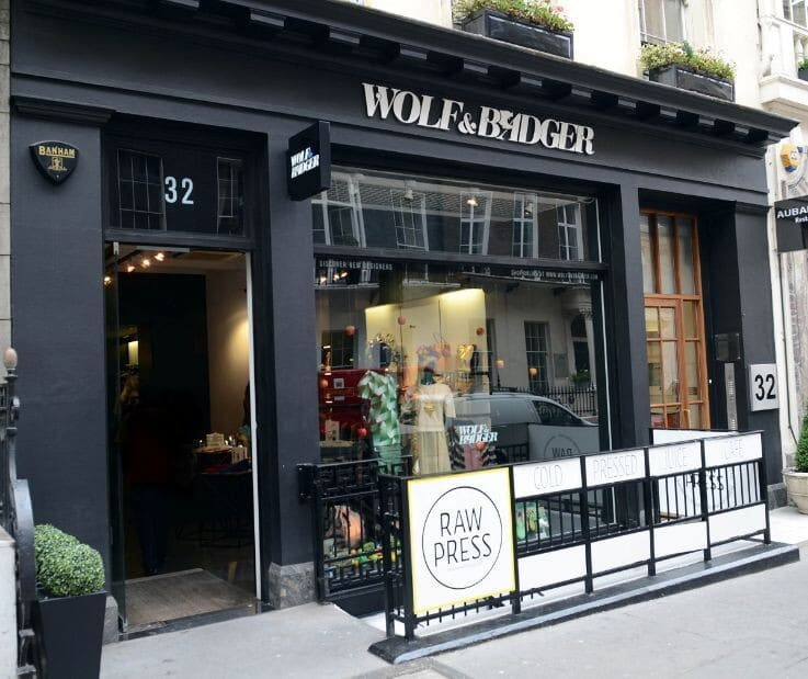 London Concept Stores - Brick and Mortar Retail