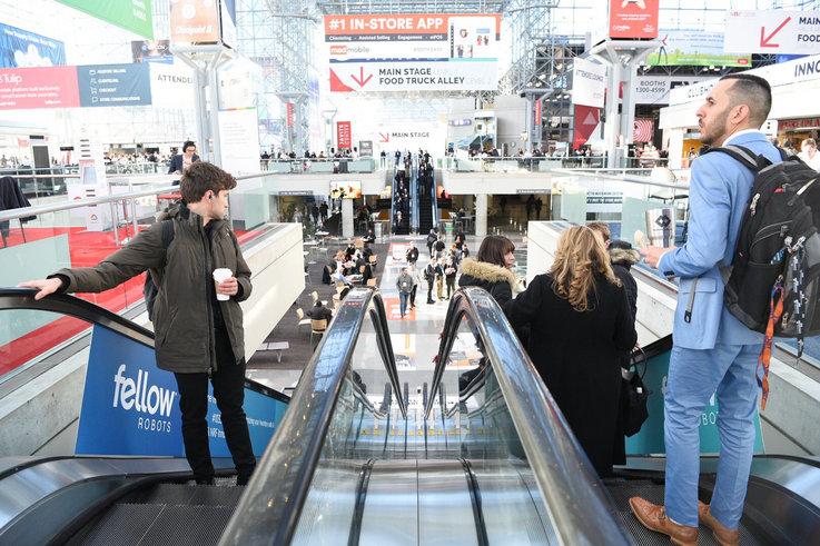NRF 2018 retail future strategy