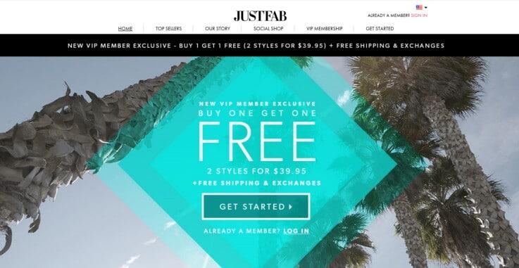 JustFab - Retail