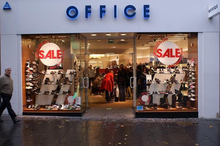 Office sales density