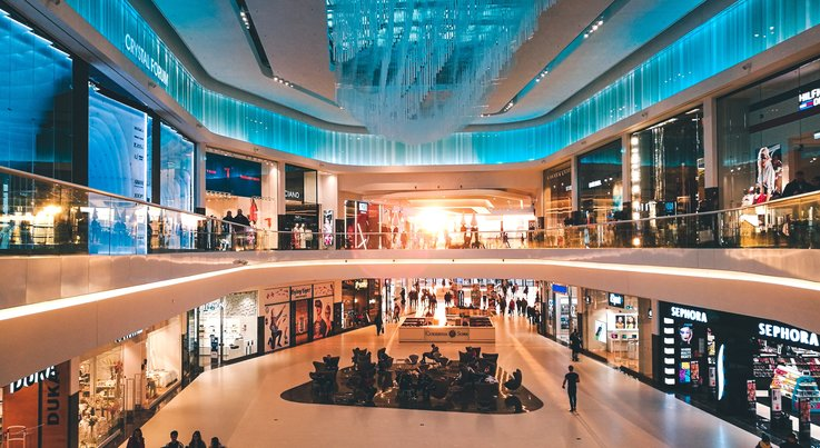 retail store mall