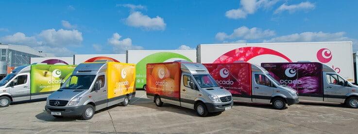 Ocado - Innovation In Retail